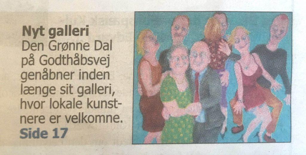 7. april 2016 Lokalavisen - Frontpage